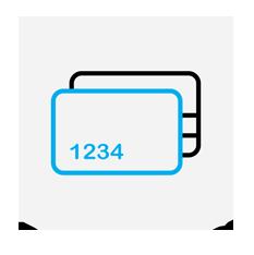 Druk kart PCV i wizytówek